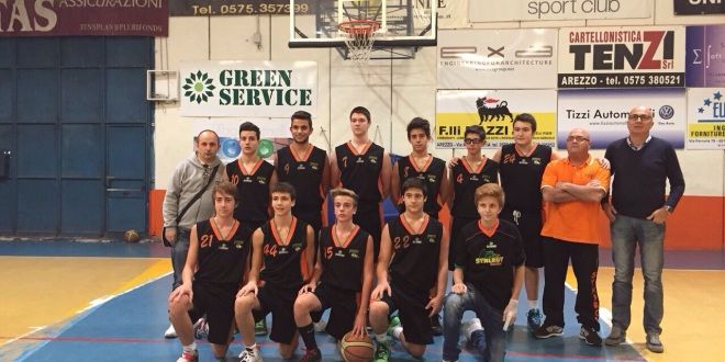 Under 15 Maschile ASD Poggibonsi vs Synergy (30-39)