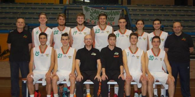 UNDER 20 ELITE   Synergy Basket-Vela Viareggo 71-42
