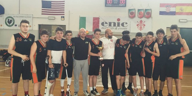 """Under 15 al Torneo """"Brothers in Basketball"""""""