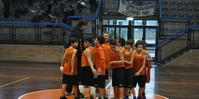 TROFEO ESORDIENTI 2005-2006  Synergy Basket – Scuola Basket Arezzo 26 - 28