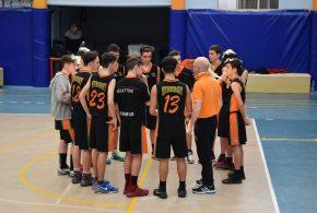 UNDER 16 ELITE Calenzano Bulldogs – Synergy Basket 49-54