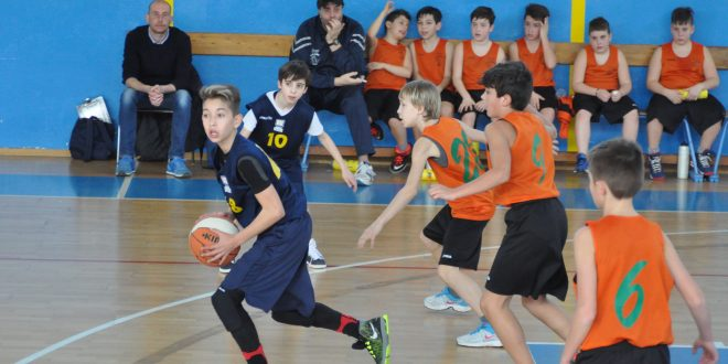 TROFEO ESORDIENTI 2005-2006 Don Bosco Figline – Synergy Basket 46 – 16
