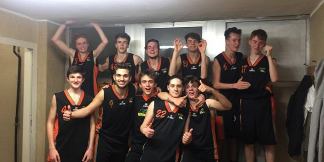 Under 18 Synergy Basket – Sansepolcro 80-28