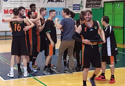 SERIE C GOLD Pall. Prato – Synergy Basket 68-76