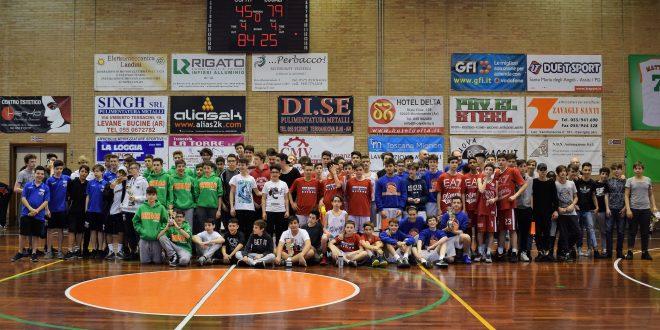 Concluso il 22° Torneo Nazionale di Basket
