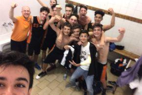 UNDER 18ELITE Prato Basket Giovane – Synergy Basket 39 – 50