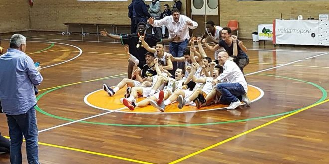 Serie C Gold Synergy Basket- Pall. Prato 79- 71 d. 2 t.s.