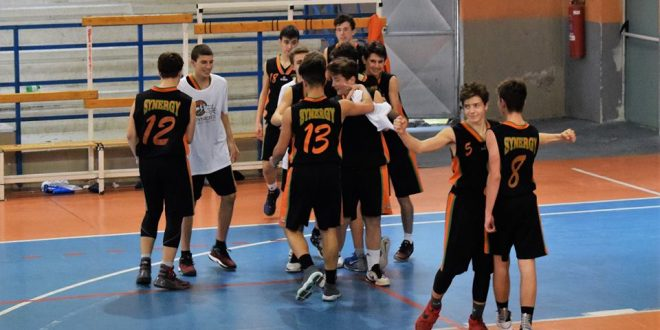 Under 16 Elite  Etrusca San Miniato – Synergy Basket 43-48