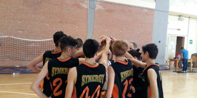 Under 18  Amiata – Synergy Basket 43-61