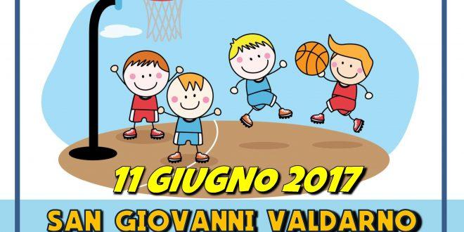 Tutti alla Festa Provinciale Minibasket!