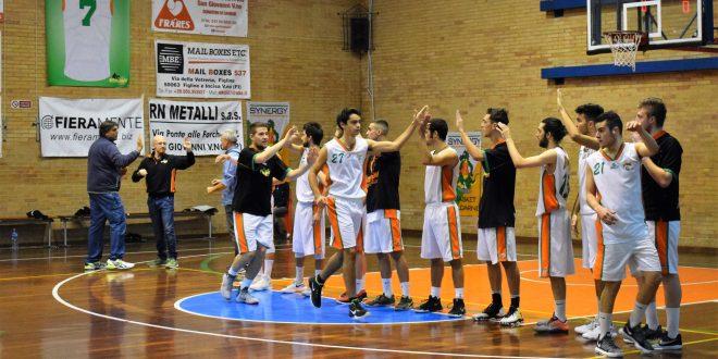 Serie C Gold Synergy Basket – Libertas Montale 58-78
